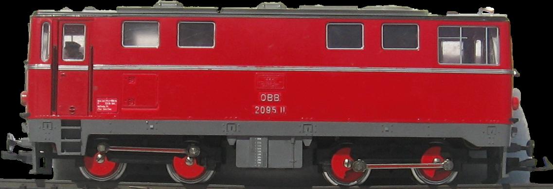 LGB ÖBB 2095.11