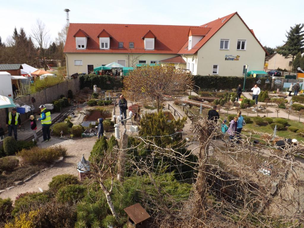 Elster-Natoureum in Maasdorf mit Freianalge, Quelle: Holger Gatz