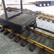 Rungenwagen, Selbstbau, Quelle: Holger Gatz