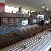 Alle Bahnhöfe waren großzügig angelegt, Quelle: Holger Gatz