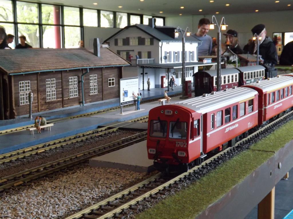 Schweizer Bahnhof, Quelle: Holger Gatz