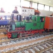 99 211 der Wangerooger Inselbahn, Quelle: Holger Gatz