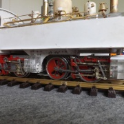 Modell der Mallet 99 5903, Selbstbauprojekt, Quelle: Holger Gatz