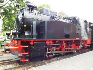 Regelspurlok Lok 2 ANNA von Krupp, 30.07.2016 in Bruchhausen-Vilsen