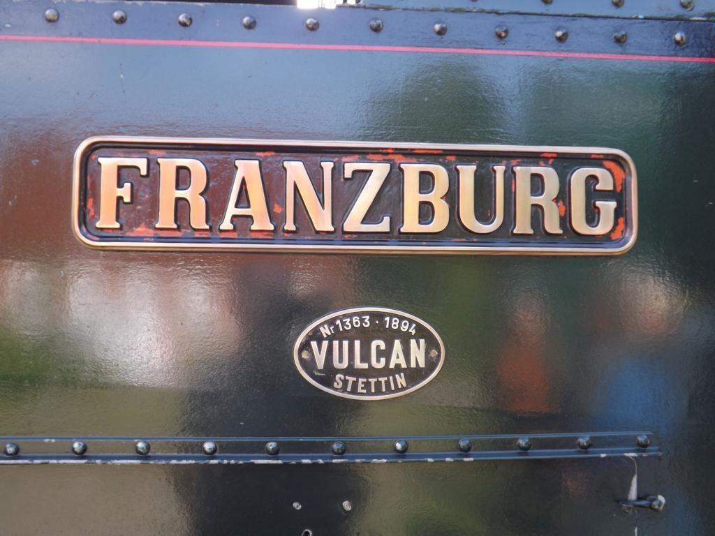 Franzburg, Quelle: Holger Gatz, 2016