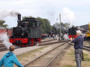 DEV, 05.08.2016 Dampflokparade, Quelle: Holger Gatz