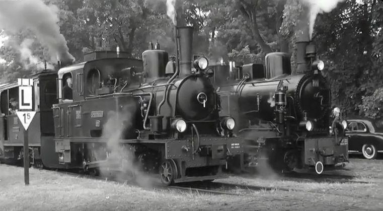 DEV-Wochenschau, Szene aus dem Film
