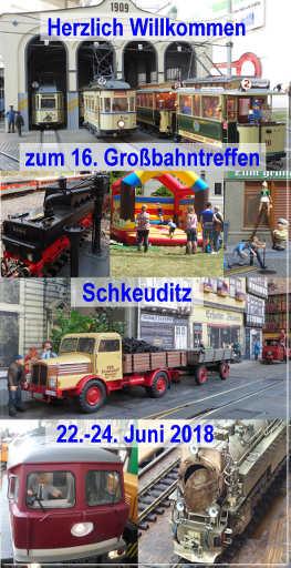 Schkeuditz 2018 - Flyer (Quelle: IG Modellbahn Schkeuditz, 2018)